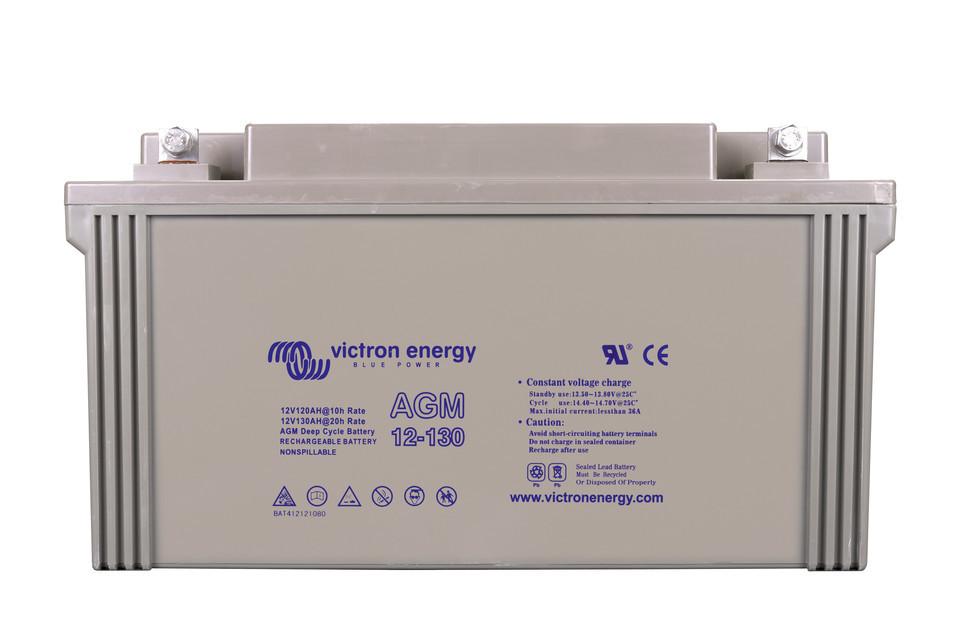 Bateria monoblock AGM 12V-130A (C20) VICTRON
