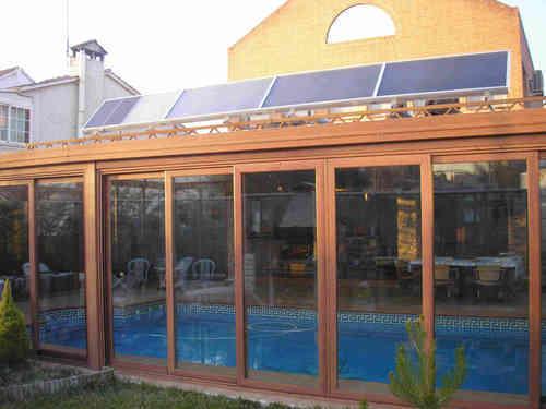 Solar heating Twinsolar 1.3