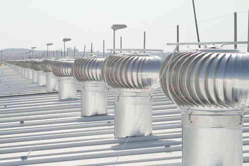 "Hybrid wind extractor 16"""