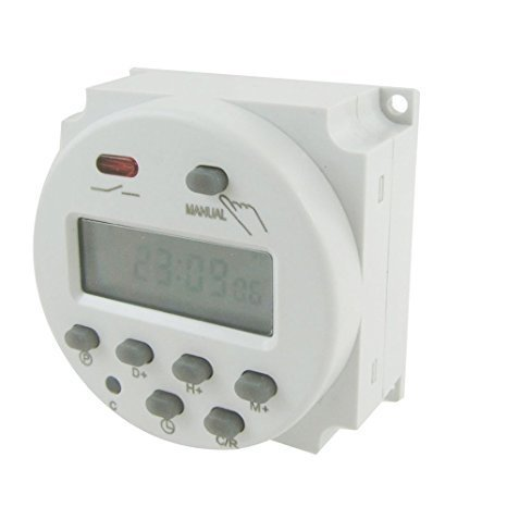 Digital programmer 24V for wall