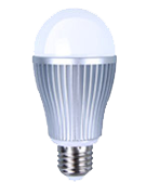 White LED Bulb with wifi