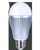 Bombilla LED blanca con wifi