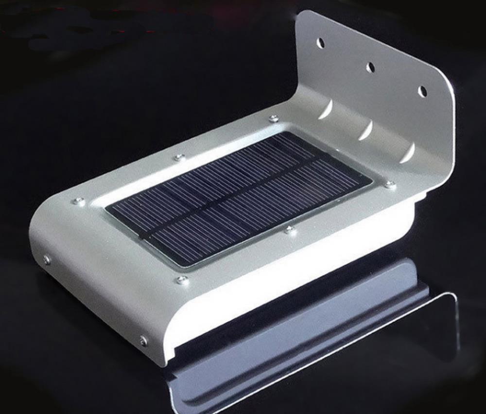 LED Solar Outdoor Light Sensor