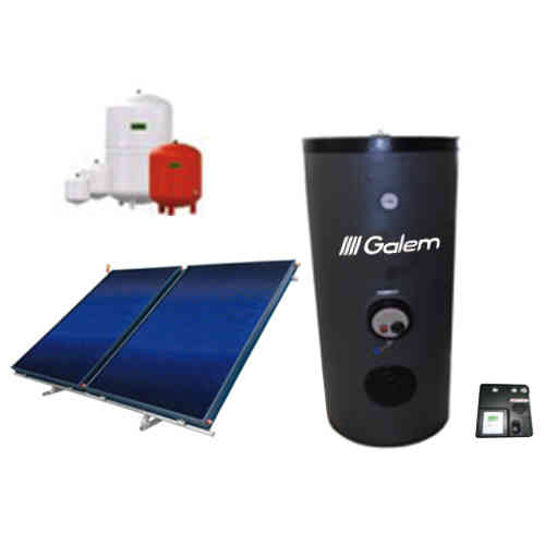 Galem forced circulation system 500L