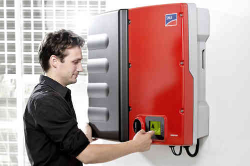 Inverter and battery Li for self consumption
