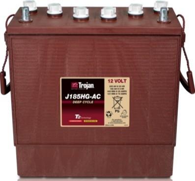 Bateria monoblock Trojan J185HG-AC 249A 12v