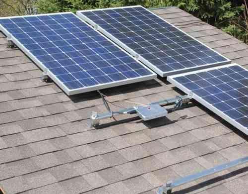 Sistema de ahorro de energía de 2 Kw/dia