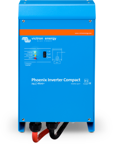 Inversor Phoenix C24/1600VA/SC