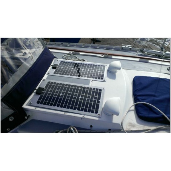 Panel solar flexible de 30W 12V