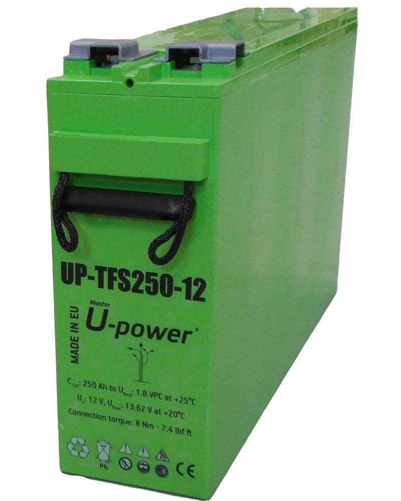 Batería AGM UP-TFS 250Ah 12V