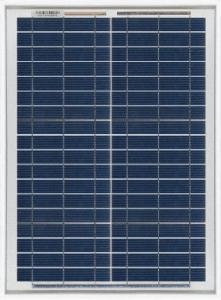 Panel solar monocristalino Turbo Energy de 20W 12V
