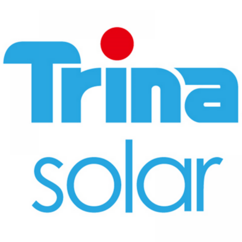 Policrystalline solar panel 375W 24V Trina Solar