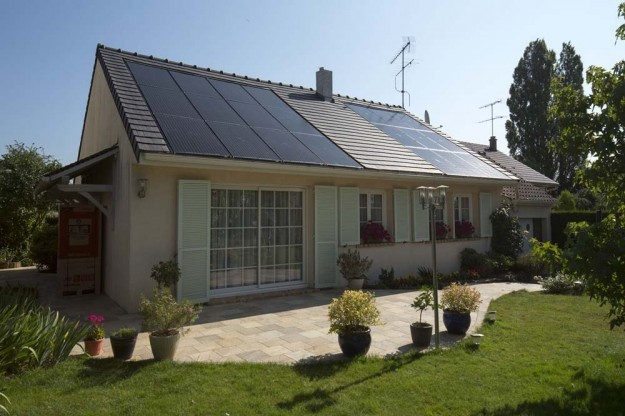 Soportes de integración para paneles solares
