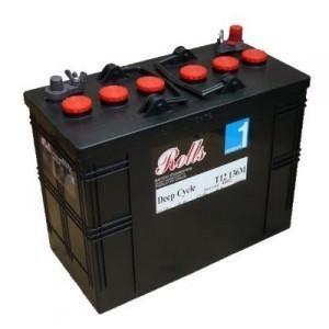 Baterías Rolls de 12V