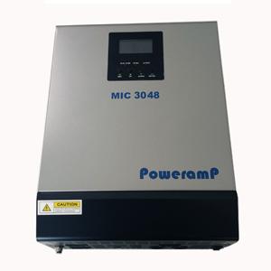 Inversores/cargadores PoweramP 48V con regulador MPPT