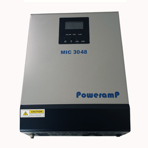Inverter/Chargers Poweramp 48V with MPPT
