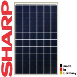 25 units Solar panel Sharp ND-RC 255W