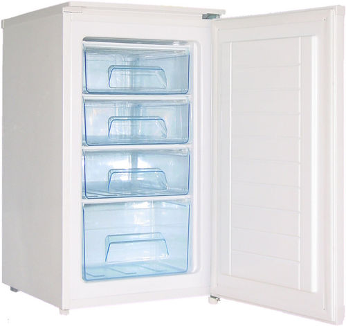 Vertical freezer 12 / 24V 80L