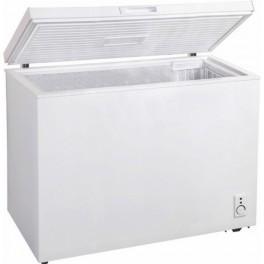 Congelador 12/24V horizontal de 198L