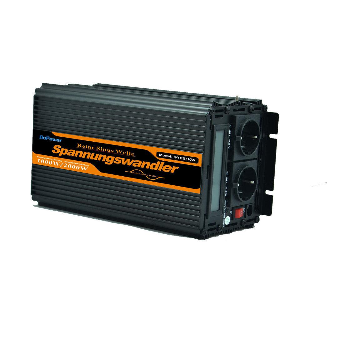 Inversor DoPower de 1000W y 12V