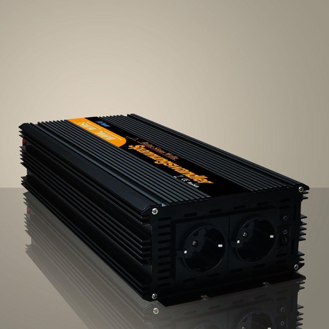 Inversor DoPower de 3500W y 12V