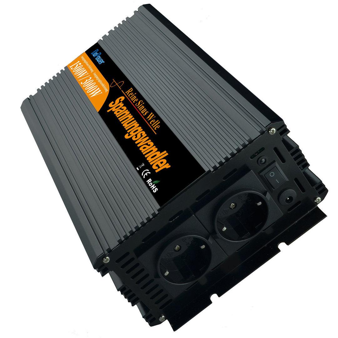 Inversor DoPower de 1500W y 24V