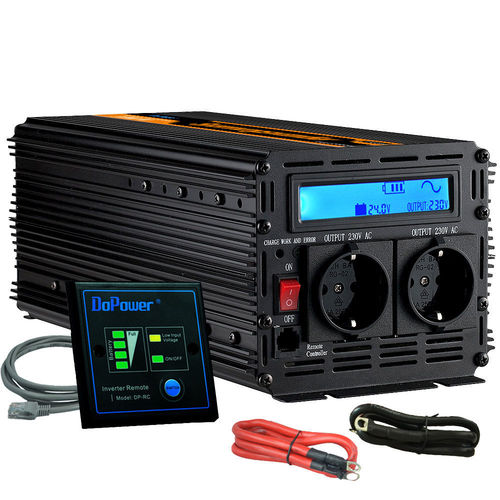 DoPower Inverter 2500W - 24V