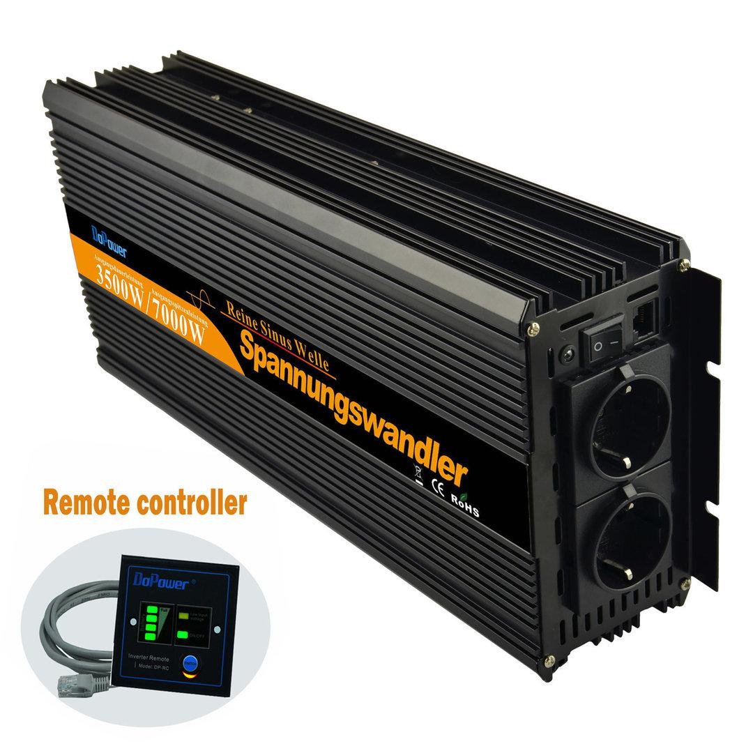 Inversor DoPower de 3500W y 24V