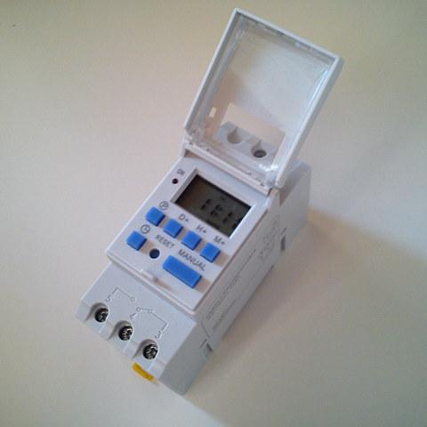 Programador digital 48V para instalaciones solares