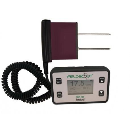 Medidor de humedad de suelo TDR-150