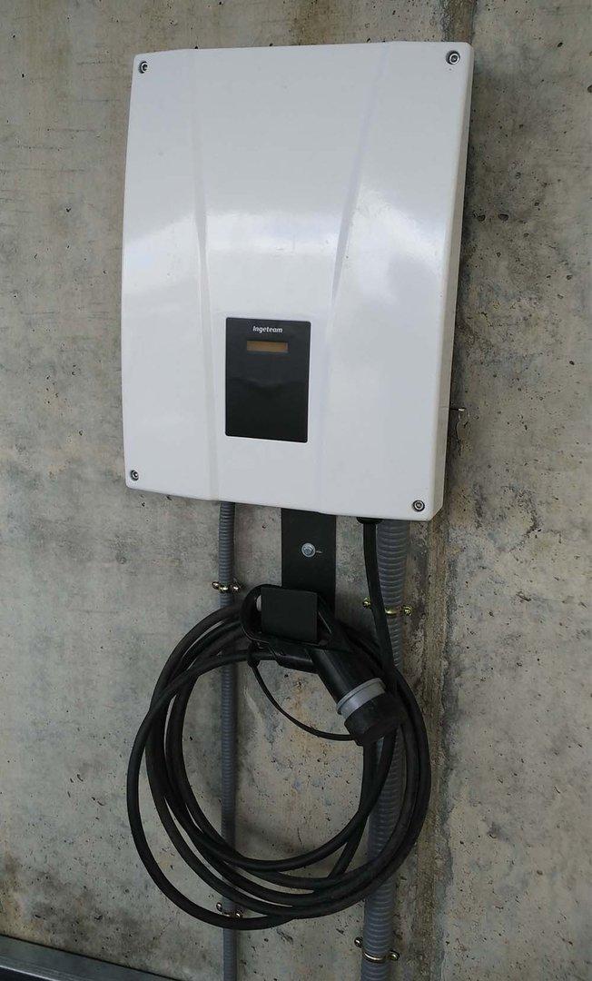 Cargador de coches eléctricos Basic Ingeteam
