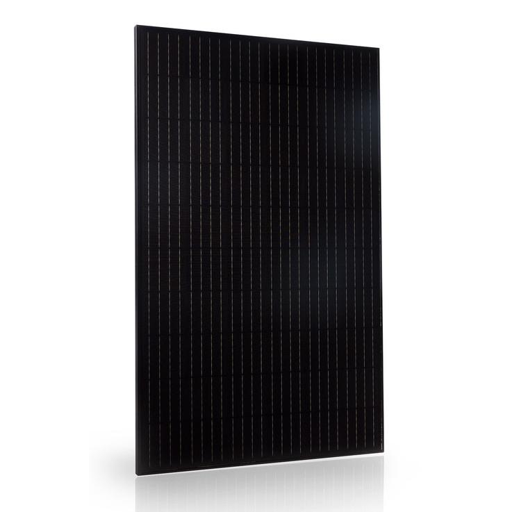 Panel solar negro de 60 células de 290 a 330W
