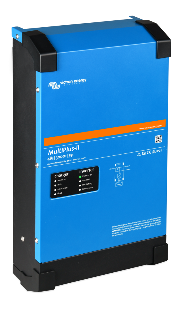 Victron Multiplus-II inverter combines the best of Victron
