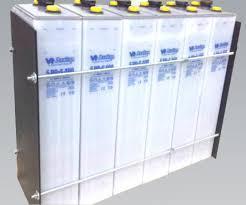 Estructura metálica para baterías ROPZS
