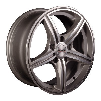 "Wheel Butzi Sport"" Vendetta Evo"" 7x 16""  5 105 38 56,6 MG"