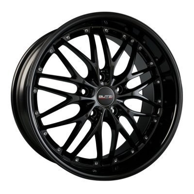 "JanteGT-RS/HS169 8x 19""  5x110 ET40 67,1 Full Black"