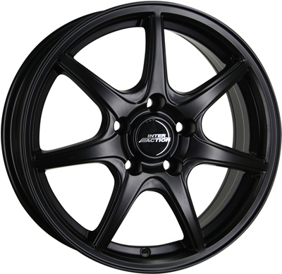 Wheel 5,5X14 IA BLACK ICE 4X108    ET25 CH65,1