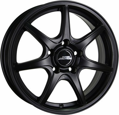 Wheel6,5X16 IA BLACK ICE 5/100   ET38 CH57,1