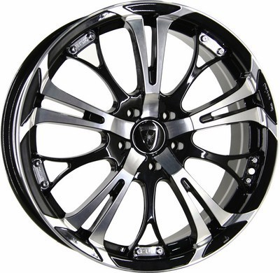 Wheel7X17 876  POISON 4X108 ET 42