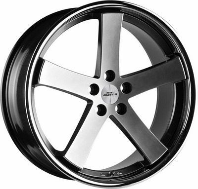 Wheel9,5X22 IA RACING 5/108 ET45 CH67,1