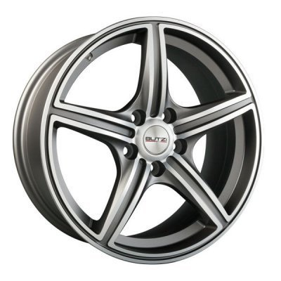 Wheel Butzi Sport Vendetta Evo 7.5x18 38 5x120 72,6 MG