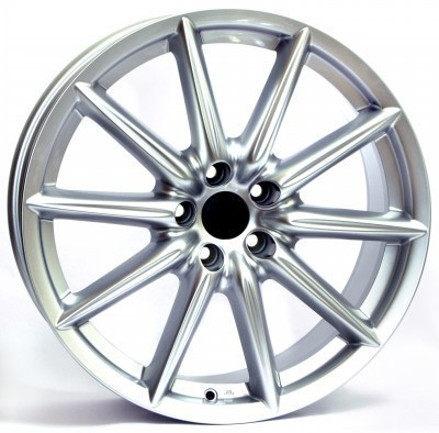 Wheel WSP CANNES 8.0x19.0 ET41 5X110 65,1 SILVER