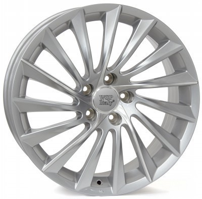 Wheel WSP GIULIETTA 7.5x17.0 ET41 5X110 65,1 SILVER POLISHED