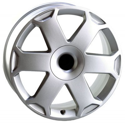 Jante WSP BOSTON 7.5x17.0 ET45 5X100/112 57,1 SILVER