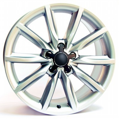 Wheel WSP Allroad CANYON 7.0x16.0 ET39 5X112 66,6 SILVER