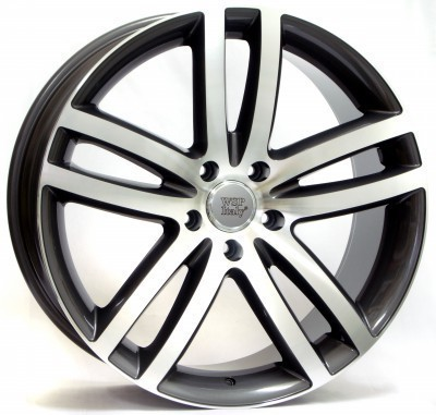Wheel WSP Q7 WIEN 4.2 8.0x18.0 ET56 5X130 71,6 MATT GUN METAL