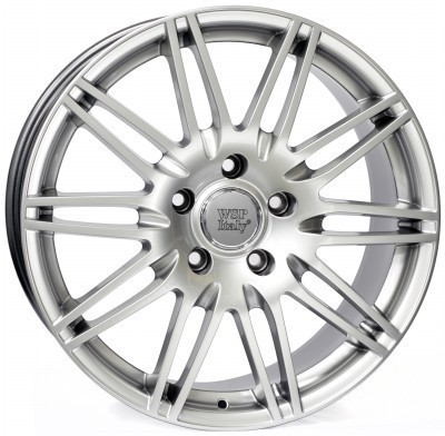 Wheel WSP Q7 ALABAMA 8.5x19.0 ET62 5X130 71,6 HYPER ANTHRACITE