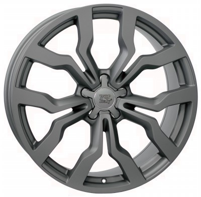 Wheel WSP MEDEA 7.5x18.0 ET54 5X112 57,1 MATT GUN METAL