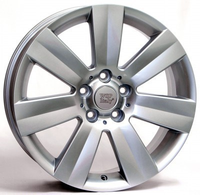 Wheel WSP ATLANTA / Captiva 7.0x18.0 ET45 5X115 70,1 SILVER
