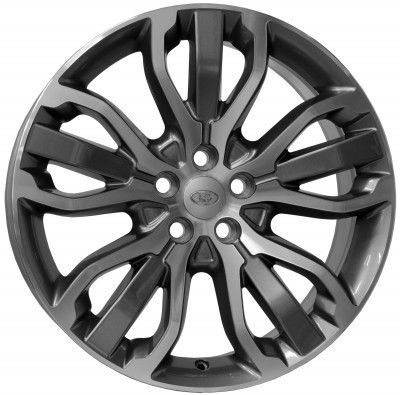 Felge WSP TRITONE 8.0x20.0 ET45 5X108 63,4 ANTHRACITE POLISHED